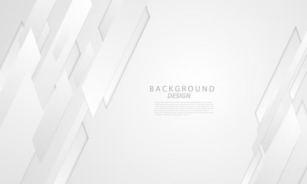 Абстрактный серый фон плакат с динамической. технологическая сеть иллюстрации. Premium векторы