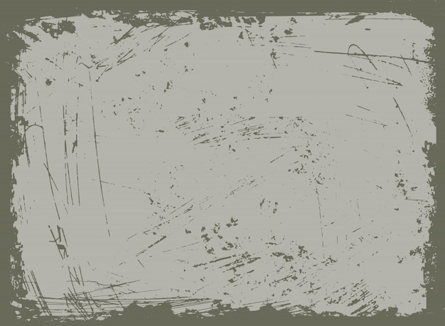Abstract grunge framed background Premium Vector