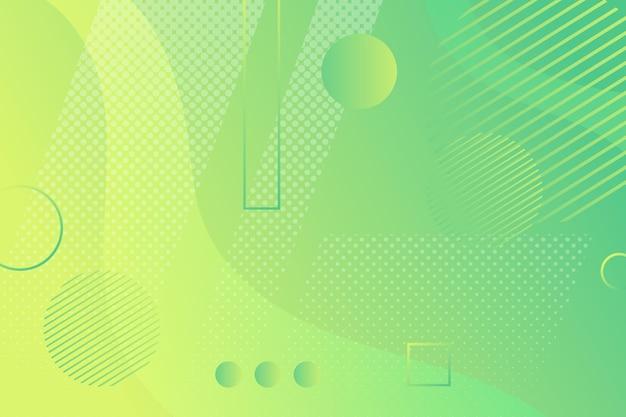 抽象的なハーフトーンの背景概念 無料ベクター