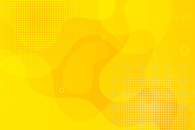 Abstract halftone background theme Premium Vector