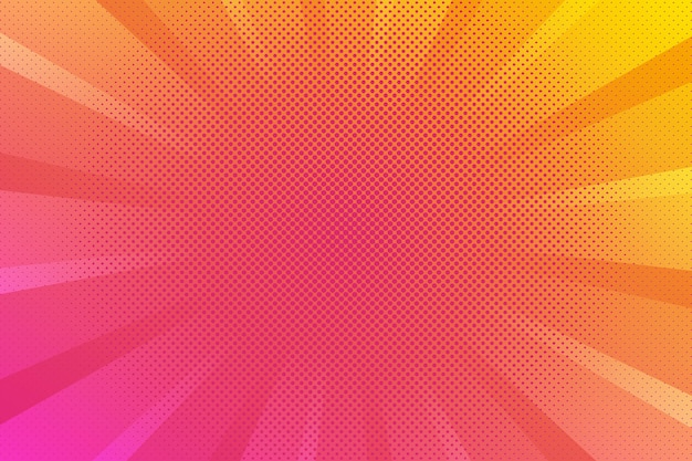Abstract halftone background Premium Vector