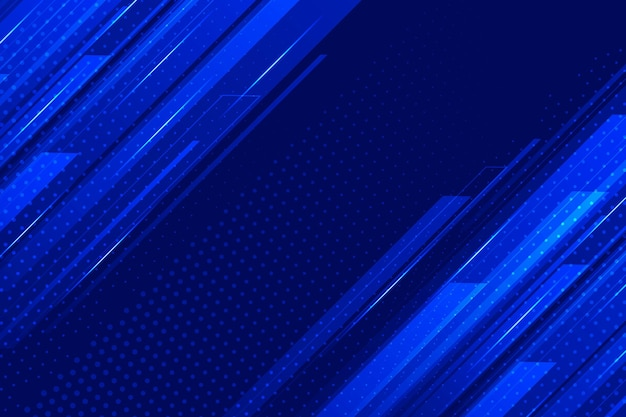 Abstract halftone background Free Vector