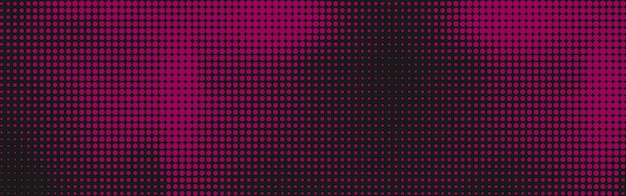 Abstract halftone dots background Premium Vector