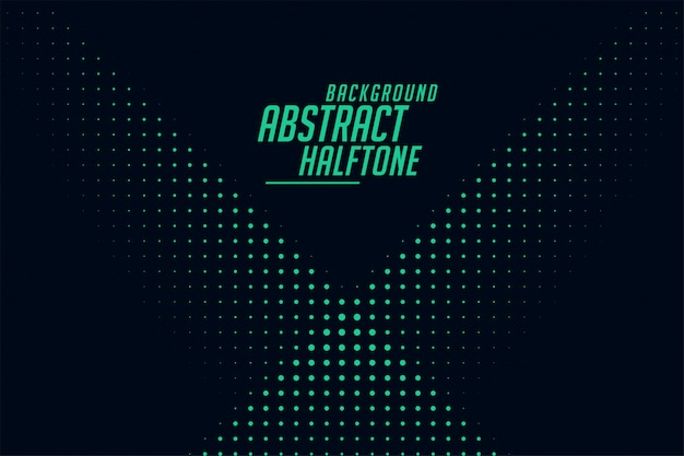 Abstract halftone stylish cross pattern background design Premium Vector