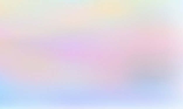 Abstract holographic pastel colors gradient ,abstract wavy color background Premium Vector