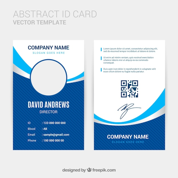 Photo Id Cards Templates Suyhi Margarethaydon Com