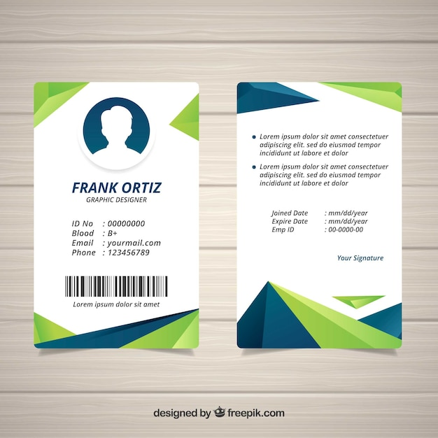 25+ Best Looking For Template Id Card Design Background Png