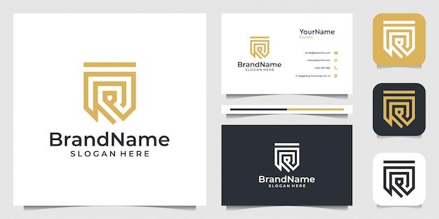 抽象的なイラストグラフィック。ビジネス、広告、計画、技術、インターネット、名刺に最適 Premiumベクター
