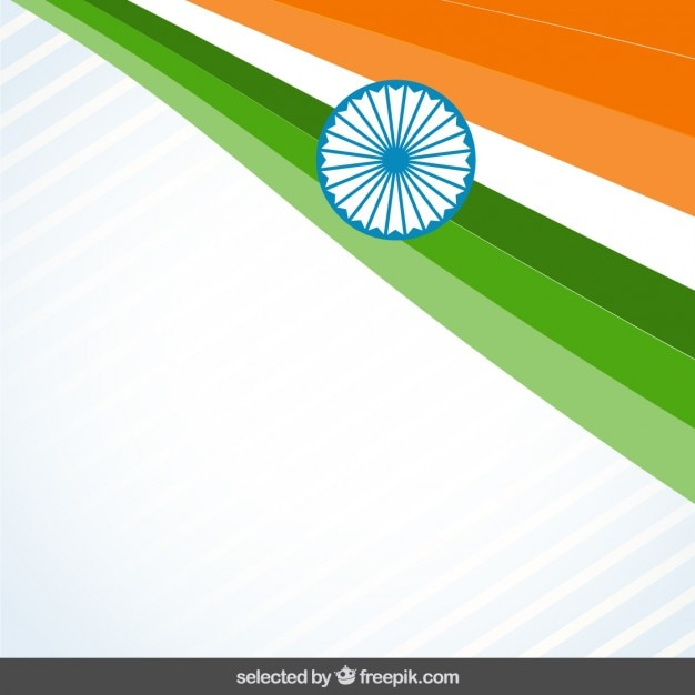 abstract india background vector free download