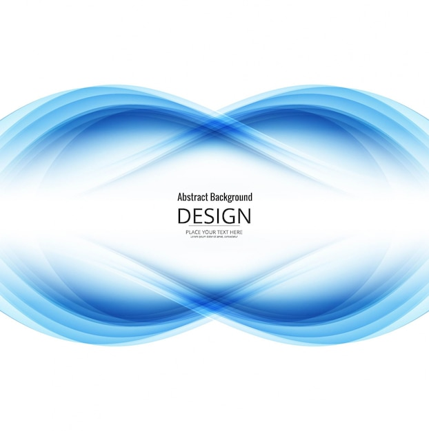 Abstract Infinite Symbol Background Vector Free Download