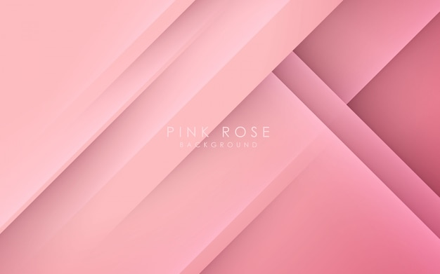 Abstract light pink background Premium Vector