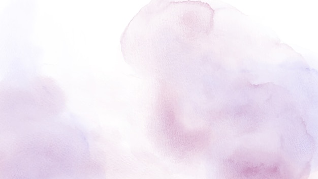 Abstract light pink mixed purple watercolor for background. Premium Vector