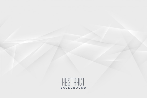 Abstract lines chaos white background Free Vector