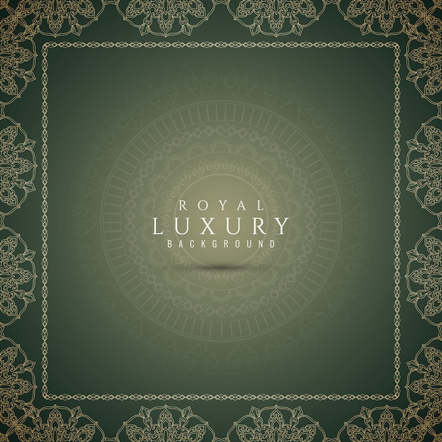 Abstract luxury beautiful background Free Vector