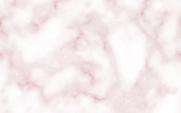 Abstract marble pink seamless background Premium Vector