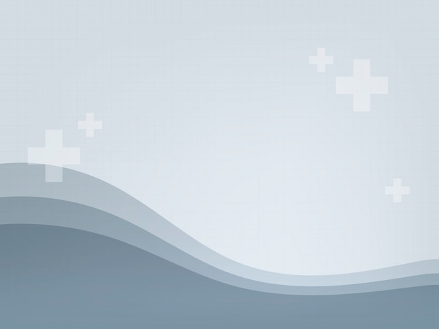 Abstract Medical Wallpaper Template Design Vector Free Download