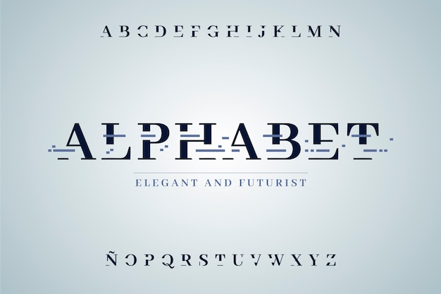 Abstract minimal alphabet Free Vector