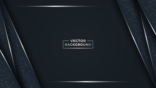 Abstract modern background Premium Vector