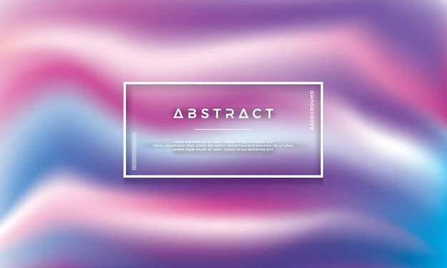 Abstract modern colorful vector background Premium Vector