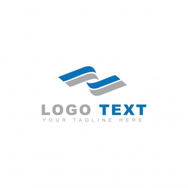Abstract modern logo