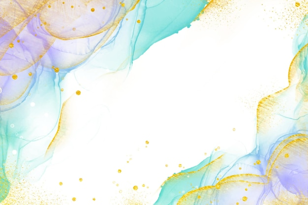 Abstract oily background copy space Free Vector
