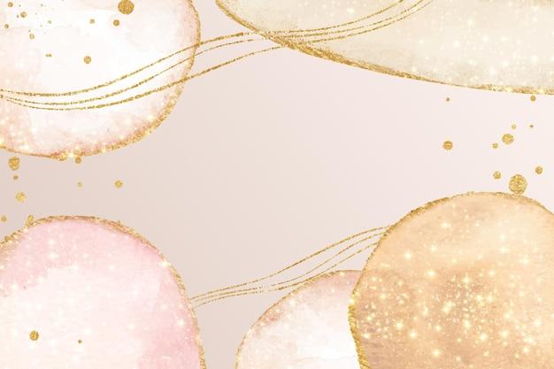 Абстрактный маслянистый фон светло-розовый копией пространства Бесплатные векторы