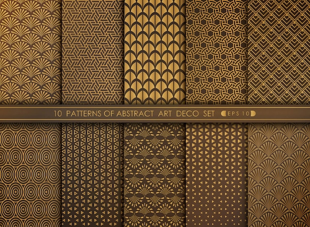 Art Deco Vectors Photos And Psd Files Free Download