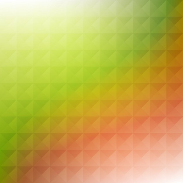 Abstract Orange And Green Background Vector Free Download