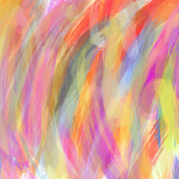 Abstract paint background Free Vector