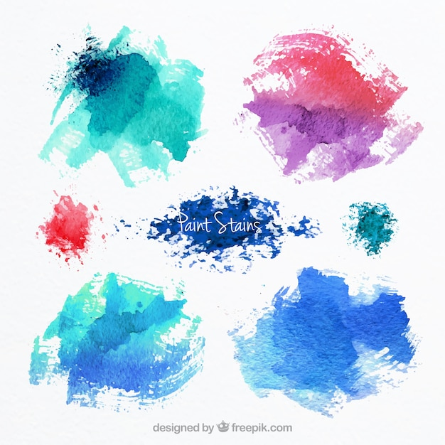 Water paint brushes photoshop free download