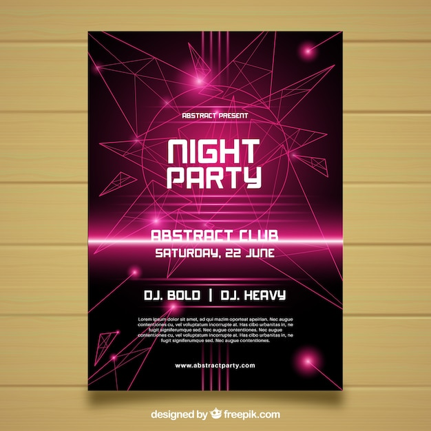 7 Best Philadelphia Flyers Themed Party Images On: Party Flyer Vectors, Photos And PSD Files