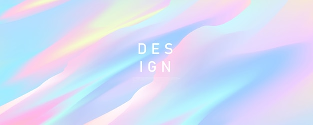 Abstract pastel colorful gradient background concept for your graphic colorful design, layout design template for brochure Premium Vector