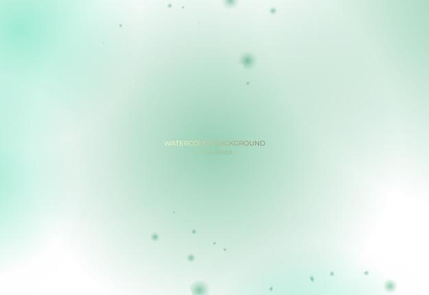 Абстрактная пастельная акварель для фона. Premium векторы