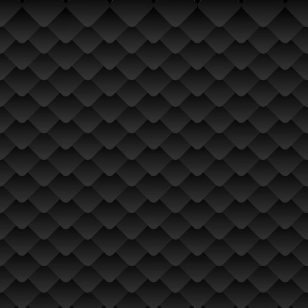 Abstract pattern in black color Free Vector