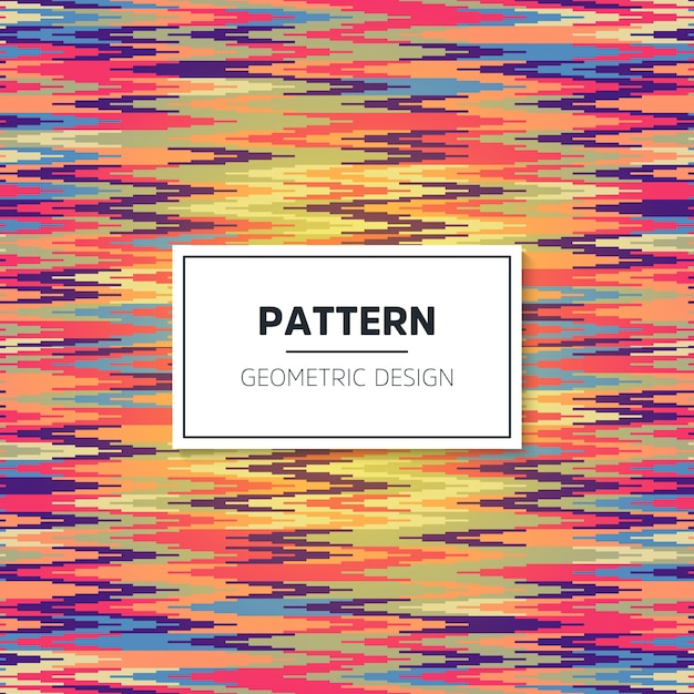 Abstract pattern Premium Vector