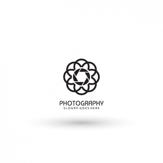 Abstract Photography Logo Template Vector | Free Download