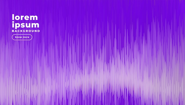 Abstract purple lines background Free Vector