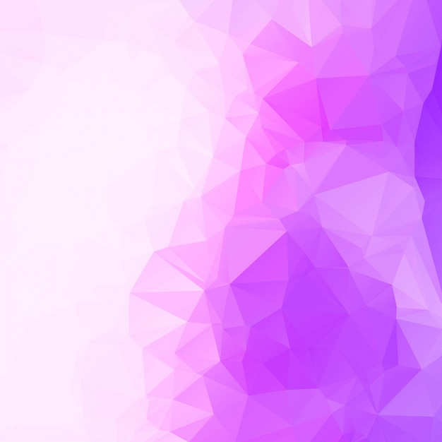 Purple Polygonal Abstract Background: Abstract Purple Polygonal Background Vector
