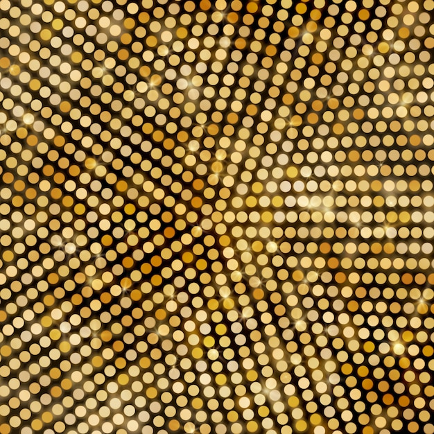 Abstract radial  glittering background Premium Vector