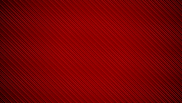 Free Vector Abstract Red Carbon Fiber Texture Background Design