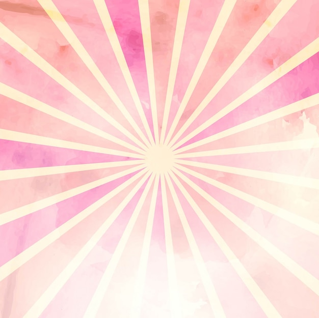 Abstract retro background Free Vector