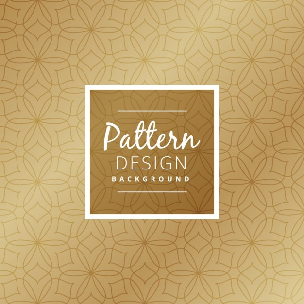 abstract shapes pattern design Free Vector