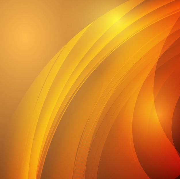 Abstract shiny wavy background
