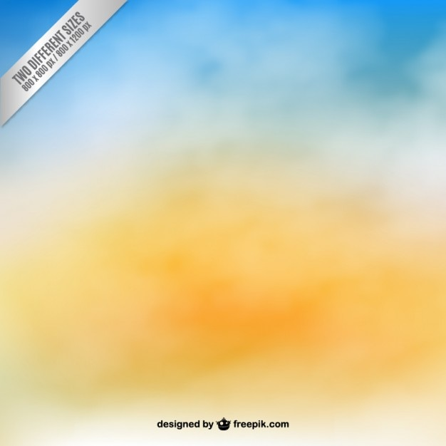 Abstract sky background Premium Vector