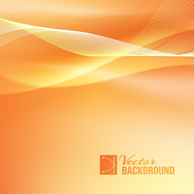 Abstract smooth background. Free Vector