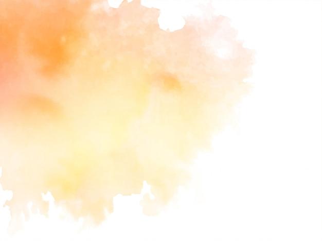 Абстрактный мягкий акварельный фон Бесплатные векторы
