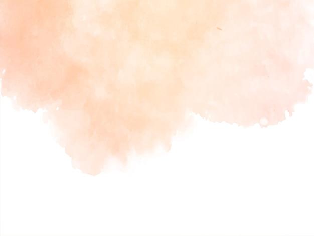 Абстрактная мягкая акварель текстуры фона Бесплатные векторы