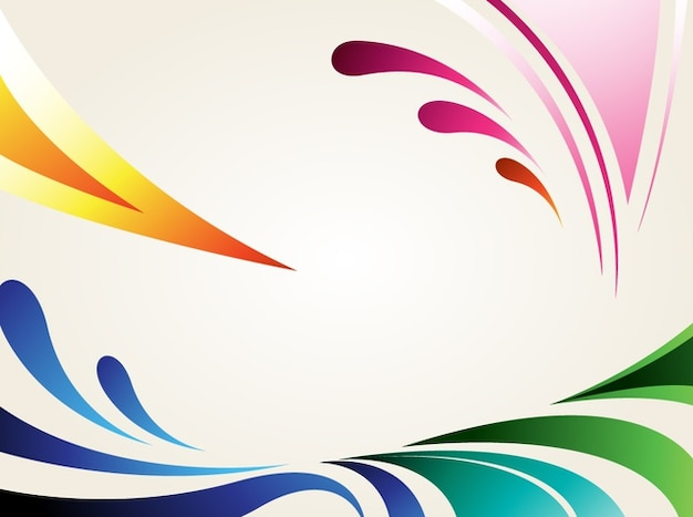 Abstract splash swoosh background design vector free for 1234 get on the dance floor song download free