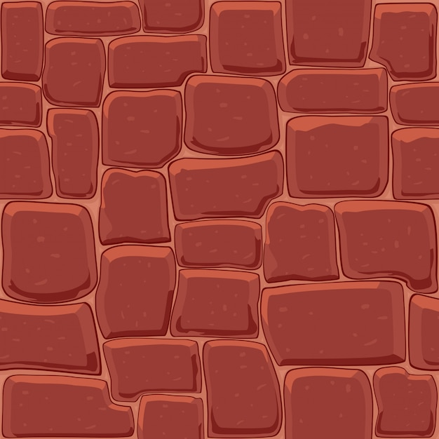 Abstract stone wall background Premium Vector