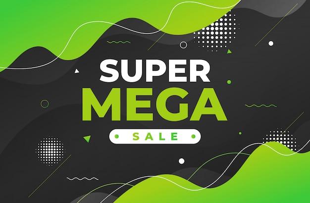 Абстрактная супер мега распродажа Premium векторы